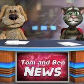 talking news