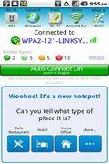 WeFi - Automatic WiFi