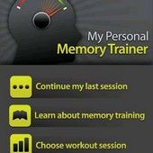 Android Memory Trainer