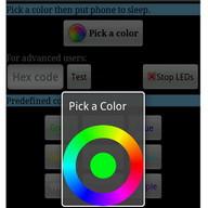 LED Color Tester