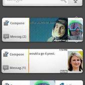 Message widget