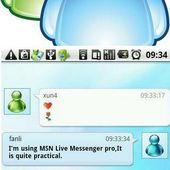 MSN Live Messenger pro