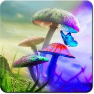 Magic Mushrooms Live Wallpaper
