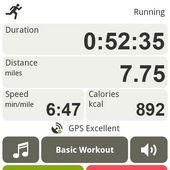 Endomondo Sports Tracker 6.1.1