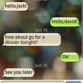 Handcent SMS v4.0