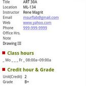 Class Buddy Student planner