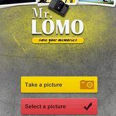 Mr. LOMO