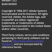 adobe create PDF