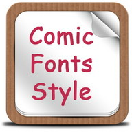 comix font for android