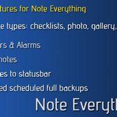 Note Everything Pro v4.1.0