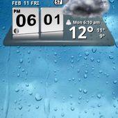 3D Digital Weather Clock 3.1.5