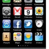 iLauncherv themes iphone4s