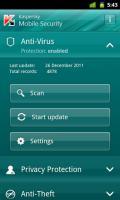 Kaspersky Mobile Security 9 Lite