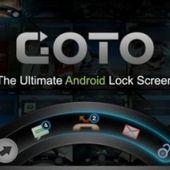 GOTO lockscreen