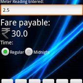 Mumbai auto taxi fare