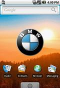 Car Logo Widgets-BMW