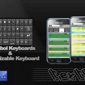 SymbolsKeyboard  TextArt Pro v2.5.5