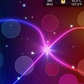 Sparkle Live Wallpaper