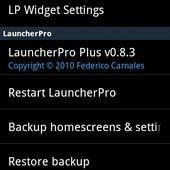 Launcher Pro Plus
