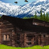 Seasonal Cabin Live Wallpaper