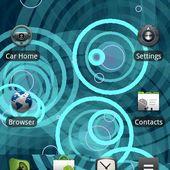Interactive Circles Pro Live Wallpaper