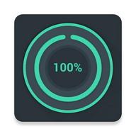 Beautiful Battery Disc Widget