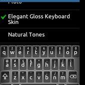 smart keyboard pro theme gloss