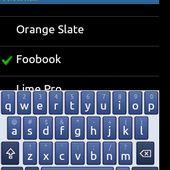 smart keyboard pro theme foobook
