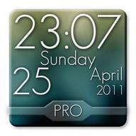 Super Clock Wallpaper Pro