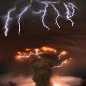 Tornado Lightning Storm LWP