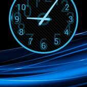 ANNEX ICS Clock Widget