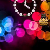 Lovely Ribbon Clock