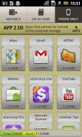 AppMgr Pro III (App 2 SD, Hide and Freeze apps)