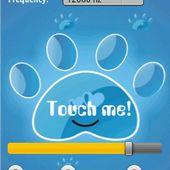 Dog Whistle Lite - Hundepfeife fr Andr