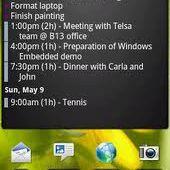 Pure Calendar widget (agenda) 2.5.0