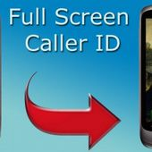 Full Screen Caller ID Pro