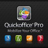 Quickoffice Pro v5