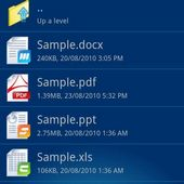 ThinkFree Office Mobile Viewer v2.0
