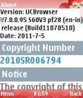 Latest UC Browser V7.8.0.95