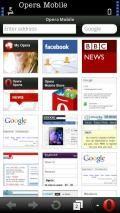 Opera mobile v12.0