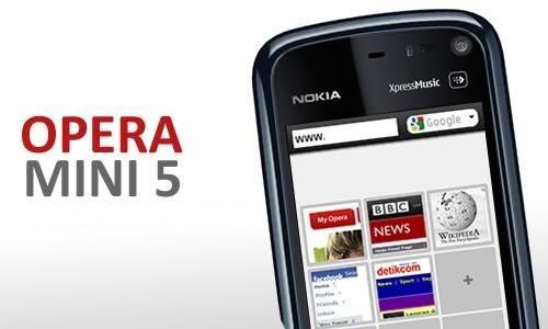 opera mini download for mobile nokia 5233
