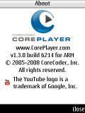 Core Codec Player 1.30.92