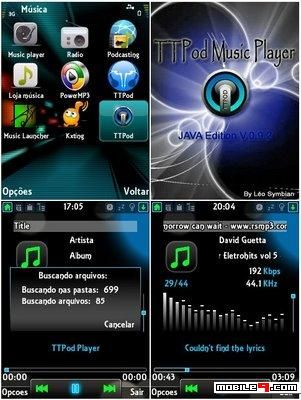 Music Player Symbian App - Download for free on PHONEKY
