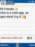 Affle SMS Live v3.00.26 S60v3 SymbianOS9