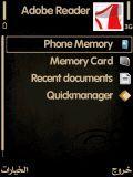 Quickoffice Adobe Reader LE v2.5 S60v3