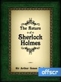 The Return Of Sherlock Holmes Signed For