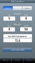BMI Calculator S60v5