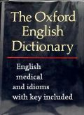 Oxford Dictionary [english,medical And I