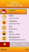 VOMO VOICE CHANGER S60v5 FULL