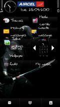 N97 Homescreen